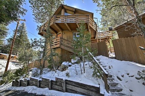 The Moon House - your Bohemian forest retreat!