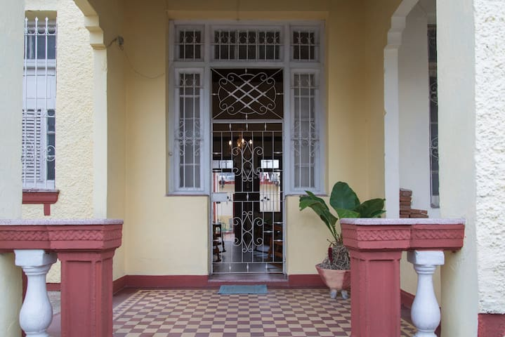 Hostal Central 658 - Santa Clara - Wohnung