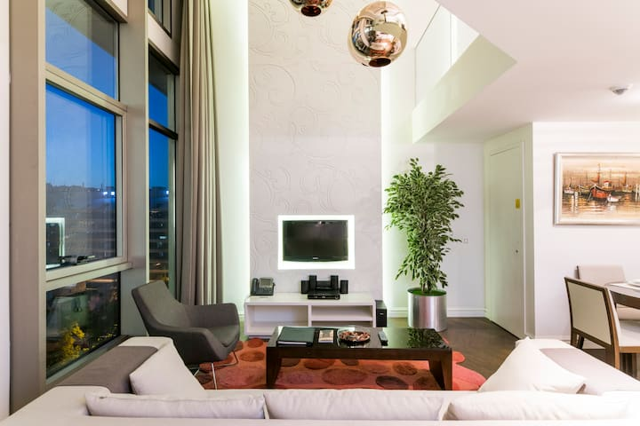 Deluxe Loft in the Heart of the City @Taksim