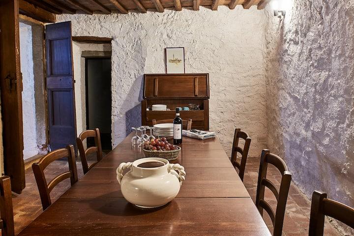 Chianti apartment Taverna with nice terrace
