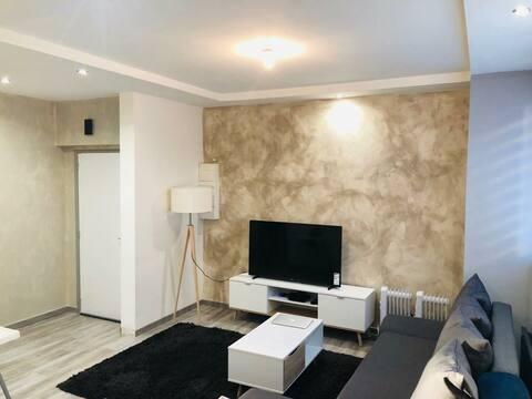 Bel appartement à Ussel