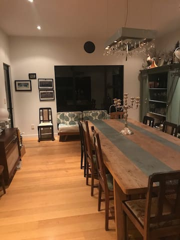 Dining Room seats 10 comfortably