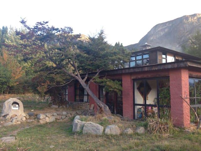Linda Habitación Matrimonial  Casa campo, central. - Coyhaique - Casa