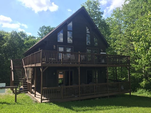Large group rental - New River Gorge, Fayetteville