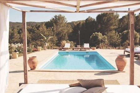 Private suite(Panorama)in Finca San Lorenzo up to2 - Santa Eulària des Riu