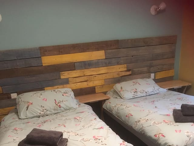 Bijou serviced apartments C