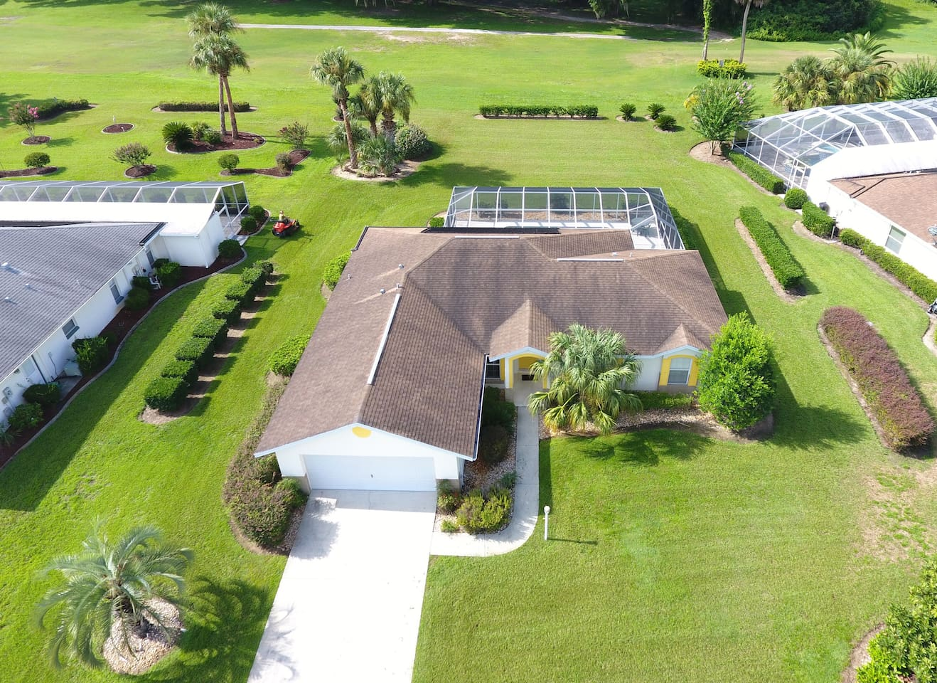 Arial of 1315 N Timucuan Trail - 4 bedroom Single Family Home