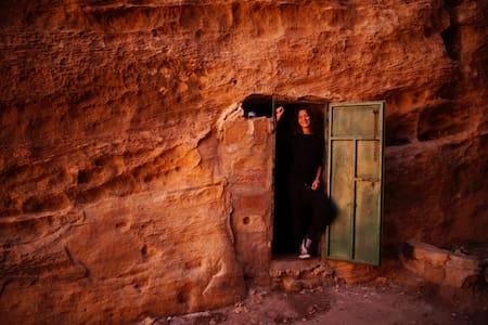 Petra Cave - Wadi Musa