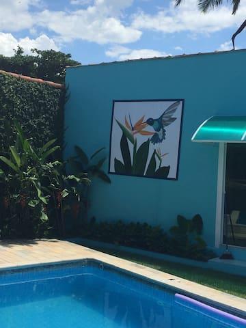 Casa na Praia dos Sonhos - Itanhaém