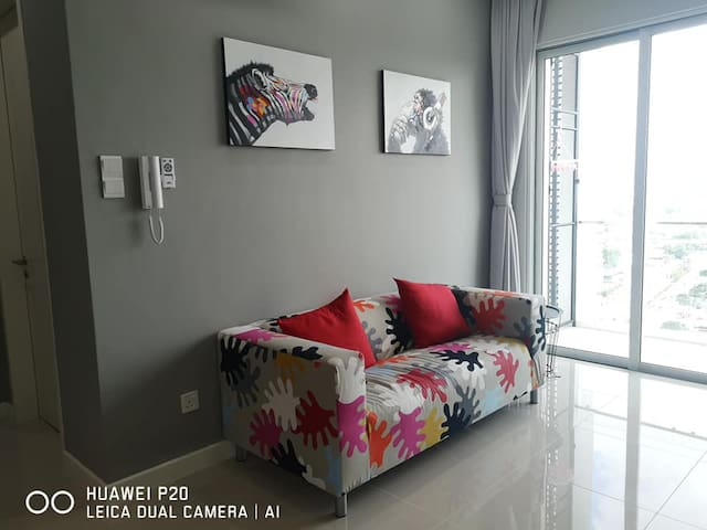 Living Hall Area