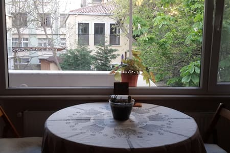Peaceful and cozy home in the heart of Besiktas