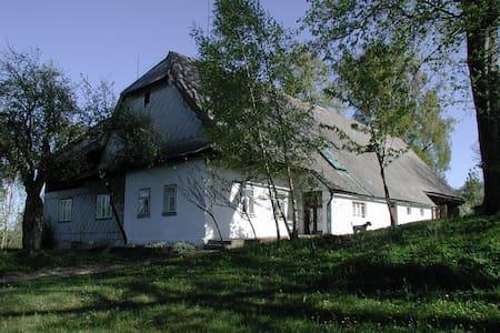 Chalupa z r. 1848 ke klidnému odpočinku Orlické h.