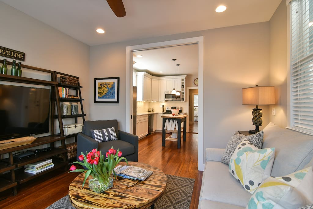 Renovated Luxury 2bd Home In Downtown Parking Houses For Rent In Charleston South Carolina