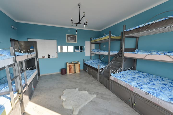 Spacious Dormitory Room with Beautiful View,Center