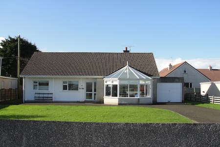 Bushfoot beach house - home from home - Portballintrae