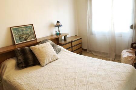 Habitación privada-Casa con encanto dentro y fuera