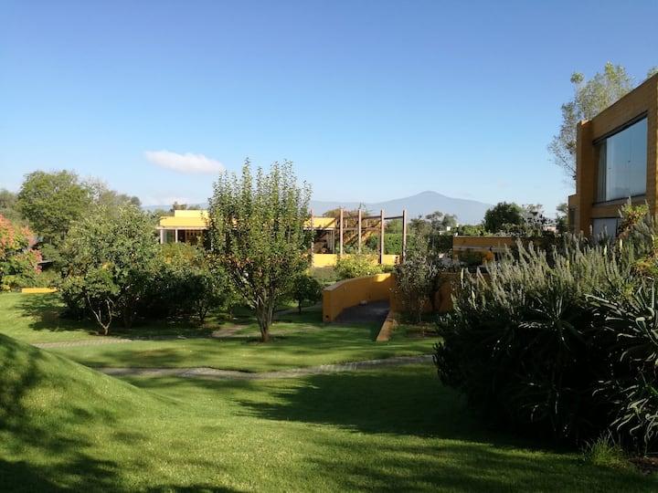 Casa en el Campo Hotel & Spa Habitación Aves