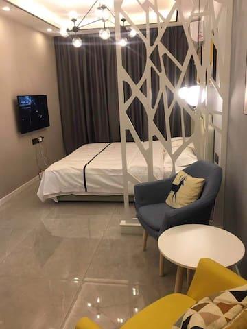 东东日租公寓1号房