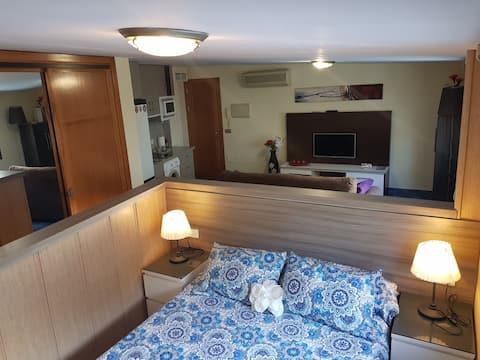 3.Gehele huis, appartement in het centrum..