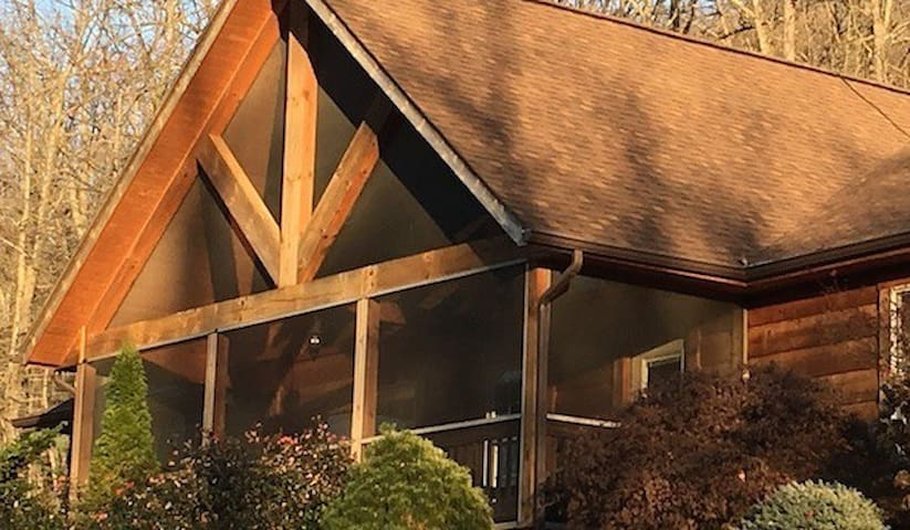 Laurel Hill Cabin: Shenandoah Woods - Stanley - Hytte