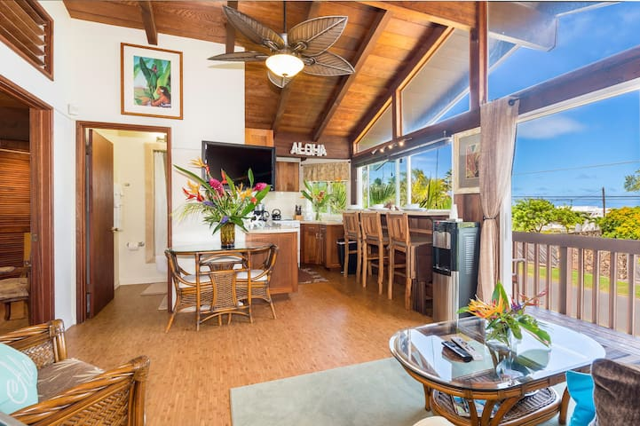 $170/NT Special ~ May 17th~25th~ Beach Cottage - Waimanalo - Bungalow