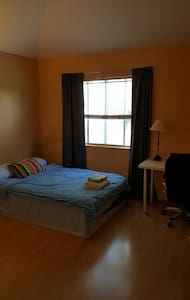 All Furnished Private Room (Orange) - Gardena