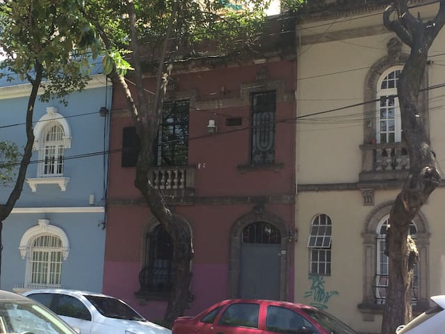 Beautiful townhouse in the best location - Ciudad de México - Townhouse