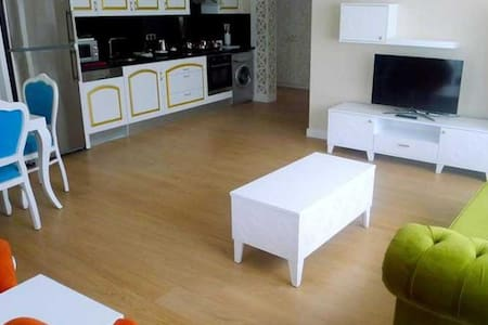 ANTALYA 1+1 LUXURY APARTMENTS - Apartment