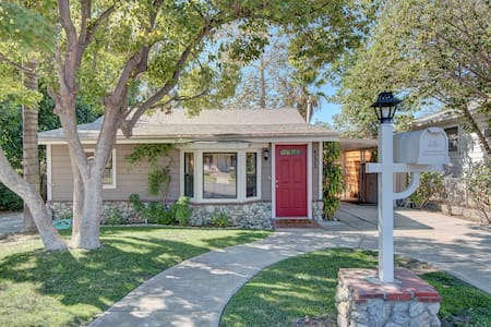 Full cozy OC home near Disneyland, Beaches, LA - Brea - Casa