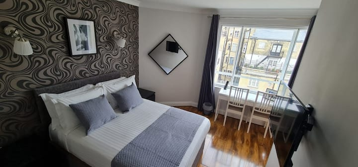 R302- Newly furnished Superior Double Room