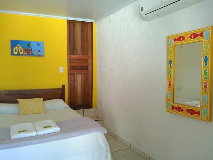 Suite banheiro priv 100 mt centro histórico,Pontal