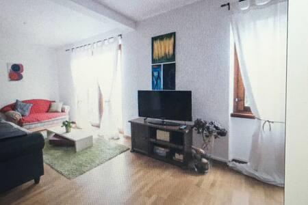 appartamento in casa bifamiliare - Sementina