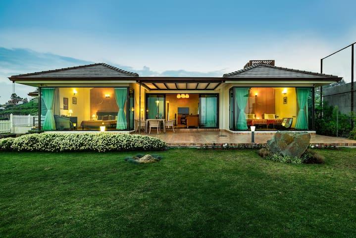 ❤Instaworthy luxe 3 BR villa- stunning valley view