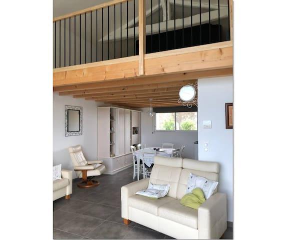 Charmant petit logement de 55m² en Vendée .