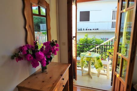 Comfy studio/room near the beach - Foinikounta - Apartamento