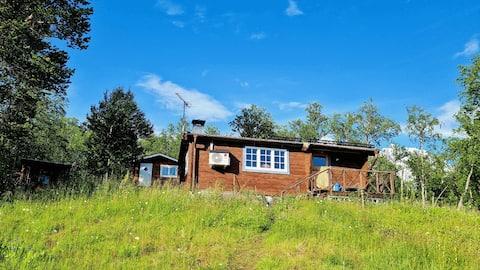 Osjetite spokoj planine u udobnoj kućici