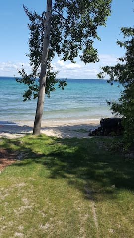 Beautiful Grand Traverse Bay Leelanau Peninsula