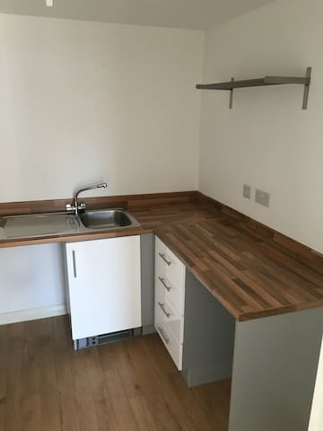 Lovely single room - Solihull - Lägenhet
