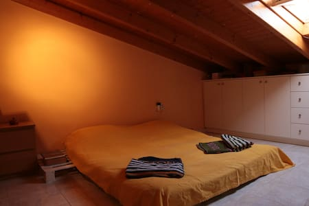 Cosy loft with private bathroom - Nafplio