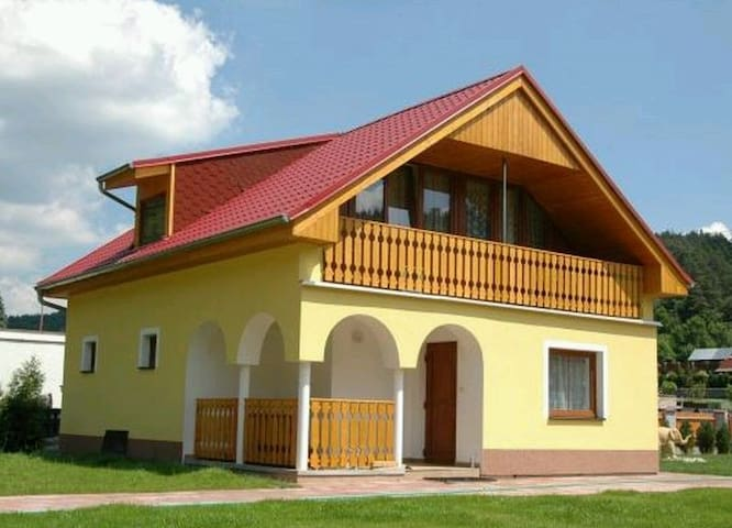 Chata Relaxa - Vranovsko, Podhradí nad Dyjí