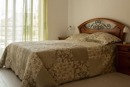 Modern and Spacious 1 Bedroom Flat - Vila Real de Santo António - Flat