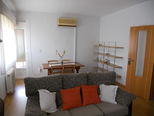 PISO CÉNTRICO EN ALCÁZAR DE S. JUAN - Alcázar de San Juan - Apartment