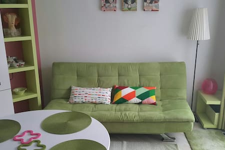 Cozy apartment close to the airport - Cerklje na Gorenjskem - Byt