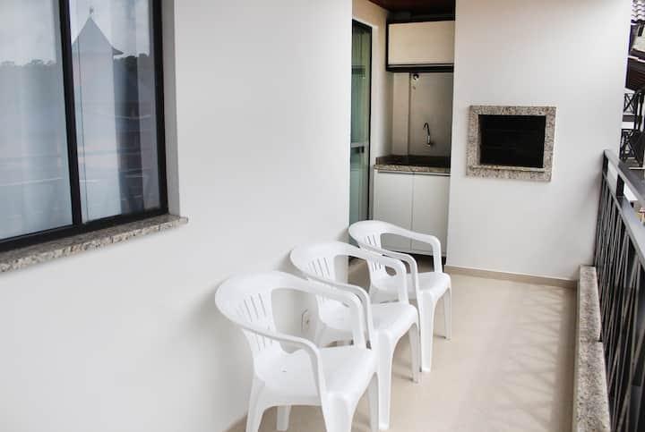 Apartamento Perto Águas Termais 3301