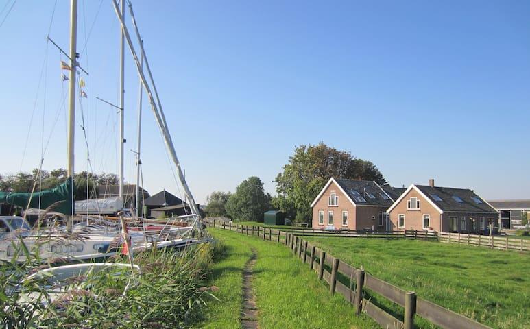 Landelijk gelegen nabij Leiden - Warmond - Appartamento