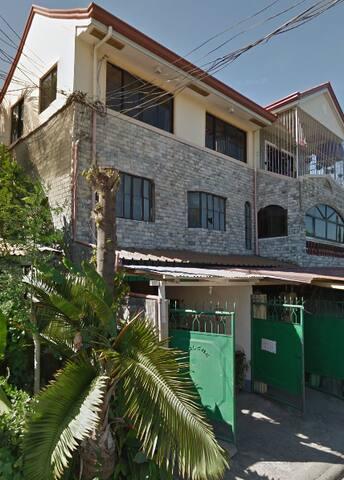 Budget travelers/backpackers room in Jaro - PH - Apartamento