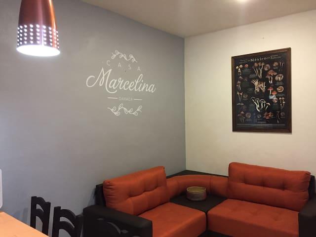 Casa Marcelina, cozy apartment in Jalatlaco.
