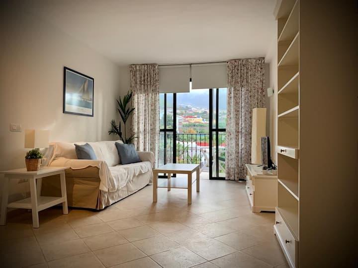Apartamento con vistas en Puerto de la Cruz