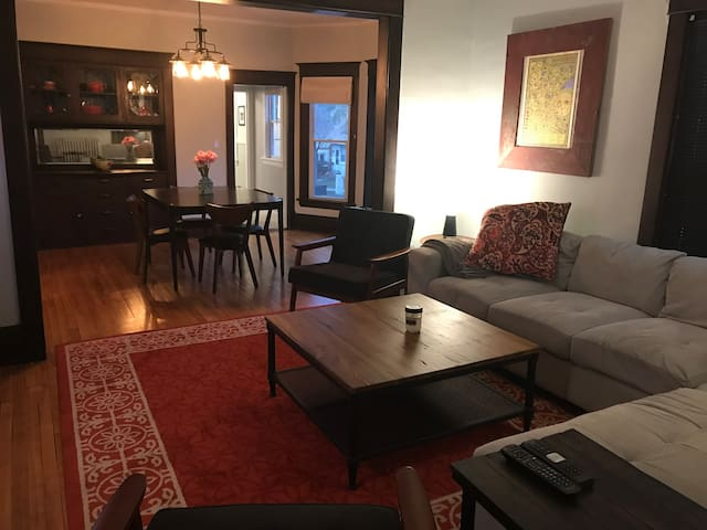 Cozy Linden Hills Home - walk to lakes
