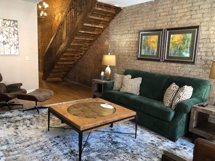 Galena Luxury Rentals Suite 202 Downtown Brand new